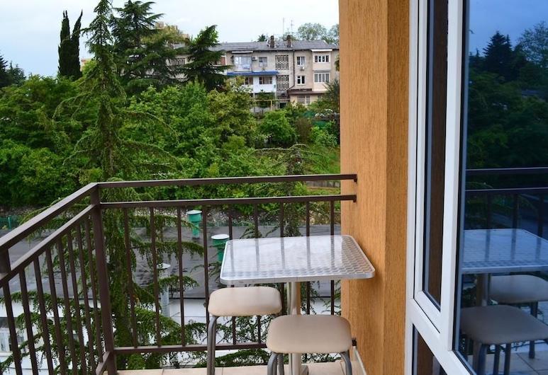 777 飯店, Adlersky, 標準雙人房, 陽台