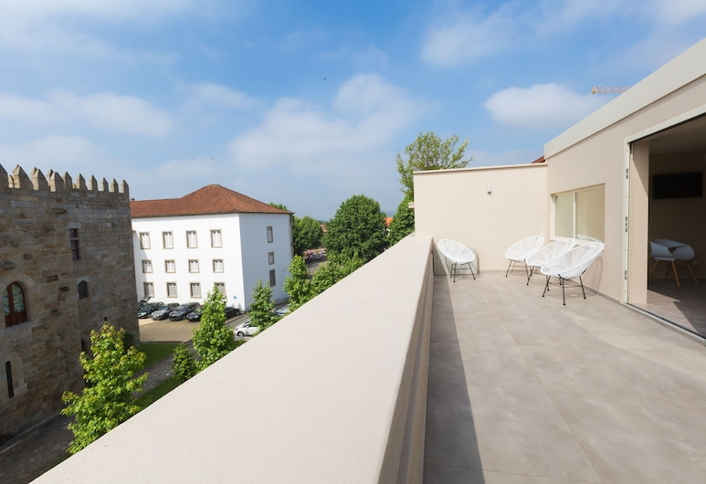 Braga Heritage Lofts, Braga, Apartment, 1 Bedroom (302), Terrace/Patio
