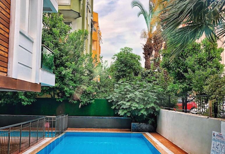 My New Hotel, Konyaaltı, Pool