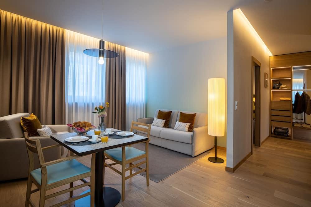 Deluxe Apartment 'Maximilian' - Living Room
