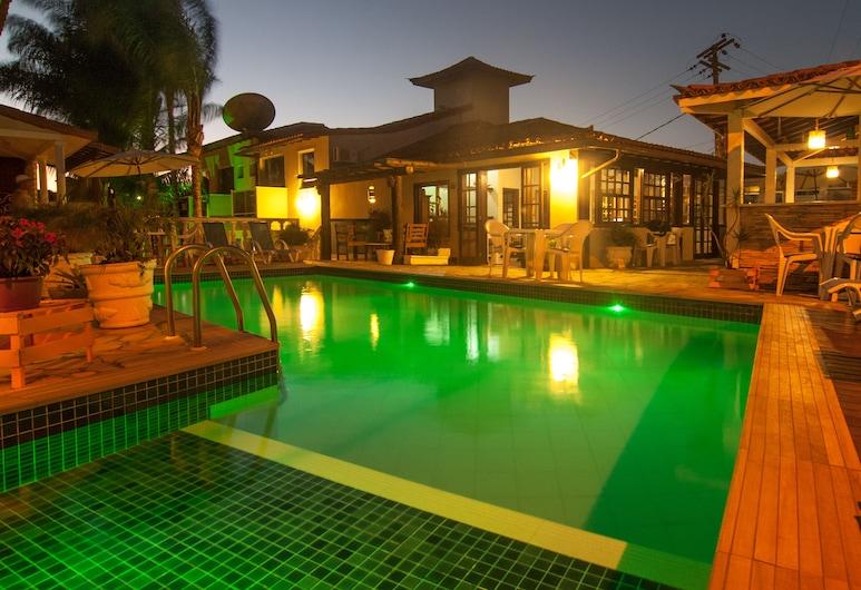 Pousada Solar de Geribá, Buzios, Vanjski bazen