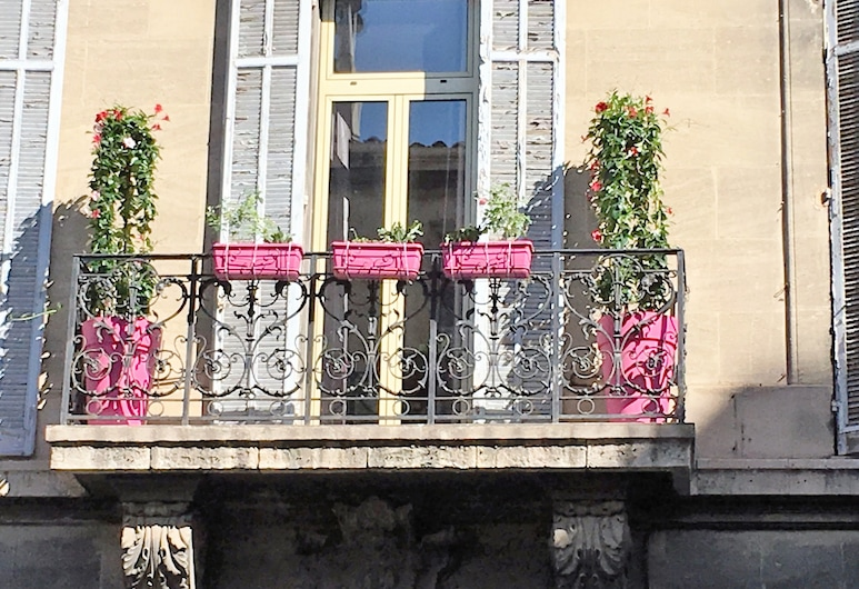 MAAM-LE MUY, Marseille, Front of property