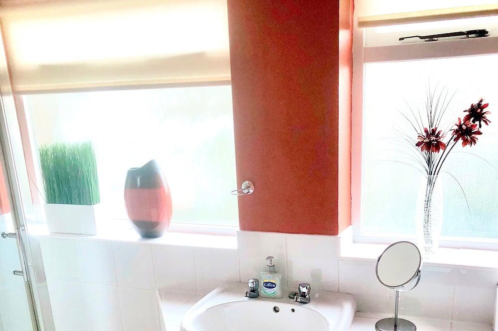 프리미엄 더블룸, 더블침대 1개, 금연, 전용 욕실 - 공용 욕실