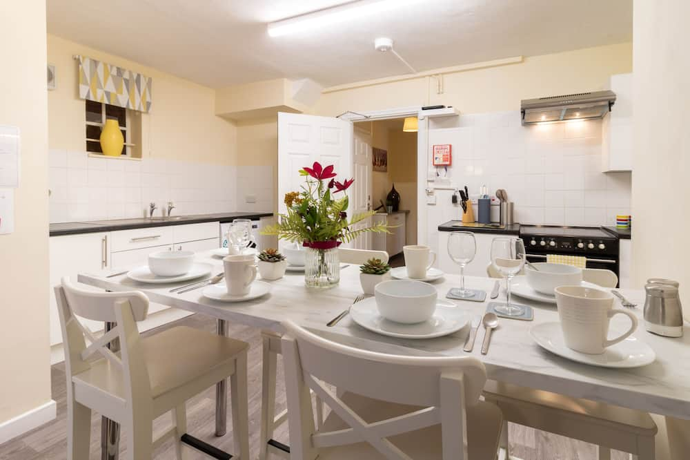 Double Room (V1) - Shared kitchen facilities