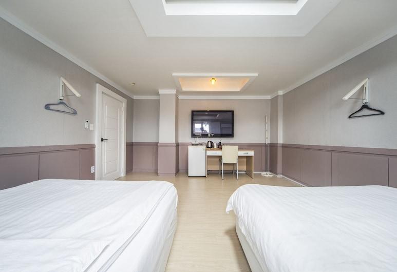 吉昂戈家庭飯店, 大邱, 豪華客房 (A), 客房