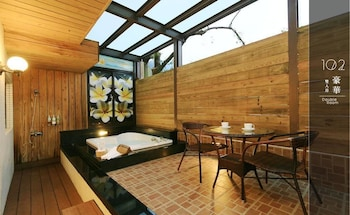 Picture of Most Natural Hotspring Hotel in Jiaoxi