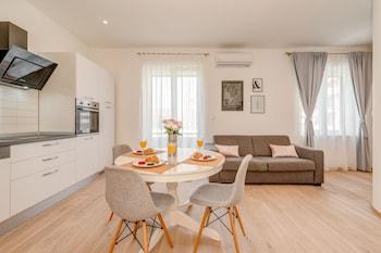 Foto van Capital Apartments in Split