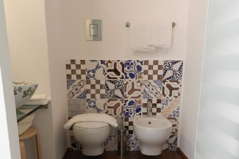Studiolejlighed - 1 soveværelse - balkon (Positano) - Badeværelse