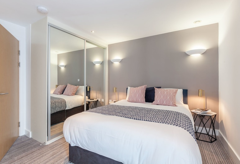 KSpace @ The Point - One Bedroom Apartment, Sheffield, Apartment, 1 Bedroom, Room