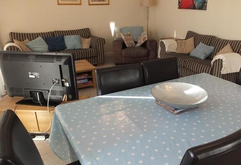 Croft Court 41, Tenby, Obývací prostor