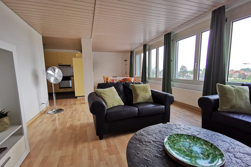 Apartment (63 incl 80 CHF cleaning Fee) - Living Area