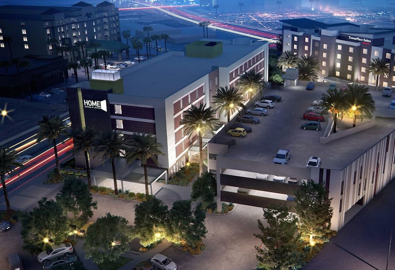 Home2 Suites by Hilton Las Vegas City Center, Las Vegas, Vaade õhust
