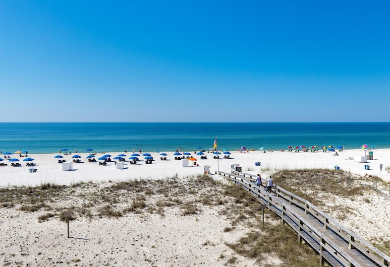 Phoenix All Suites West Hotel, Gulf Shores, Suite, Varias camas, vista al mar (Superior King Suite), Playa