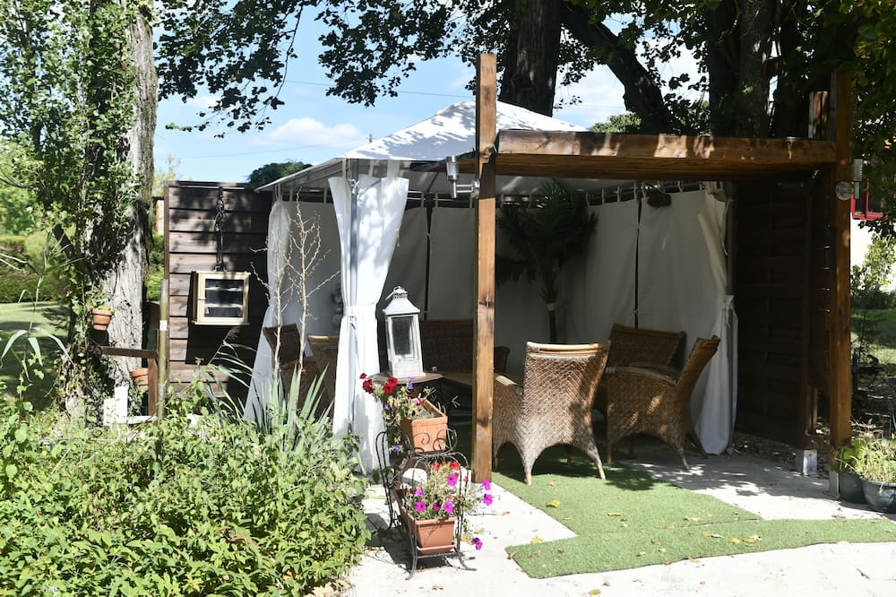 Anges gardien - Terrace/Patio