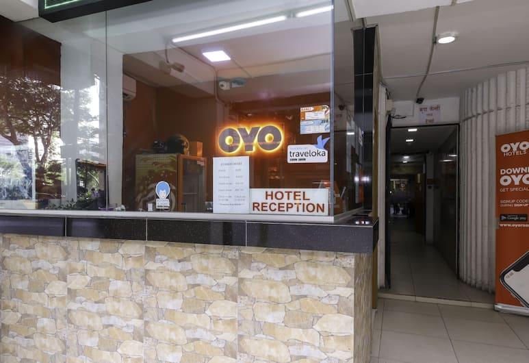 OYO 334 埃弗雷斯特飯店, 吉隆坡, 櫃台