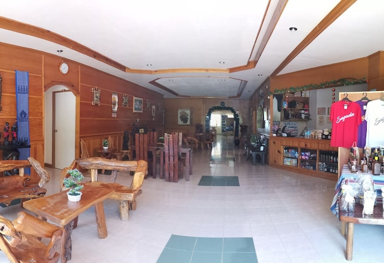 Rusty Nail Inn and Cafe, Sagada, Lobby