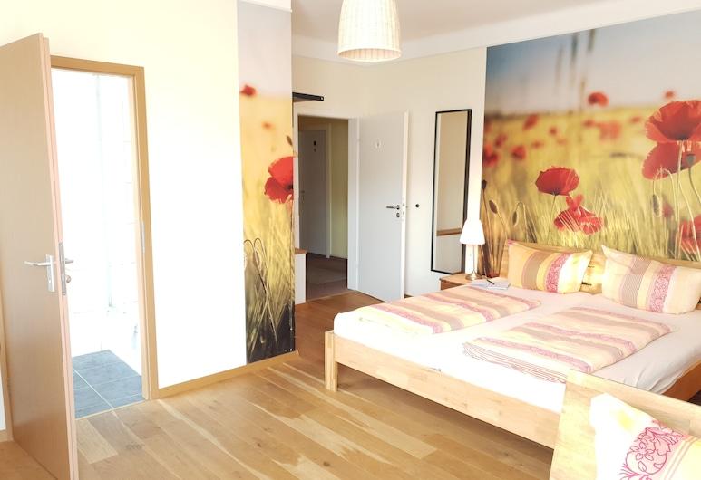Südhotel, Paderborn, Dreibettzimmer, Zimmer