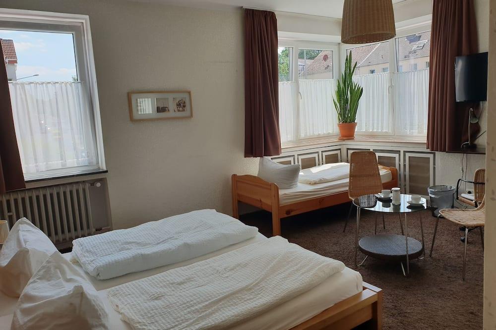 三人房 - 客廳