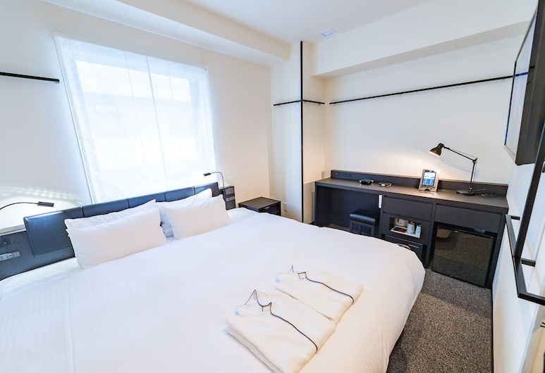 HOTEL SUI KANDA byABEST, Tokyo, Deluxe Double Room, Guest Room