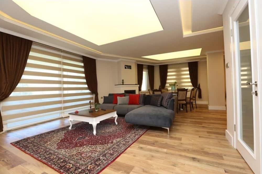 Villa - Wohnbereich