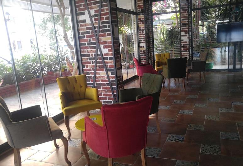 Elit Apart Hotel, Alanya, Lobi Oturma Alanı