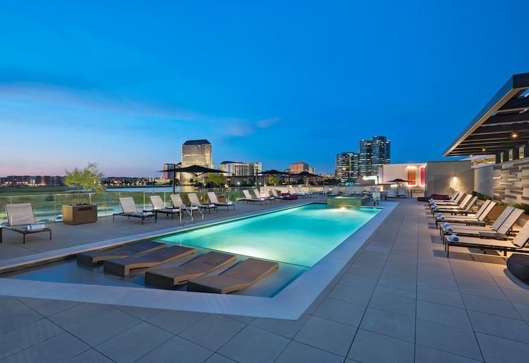 The Westin Irving Convention Center at Las Colinas, Irving, Basen
