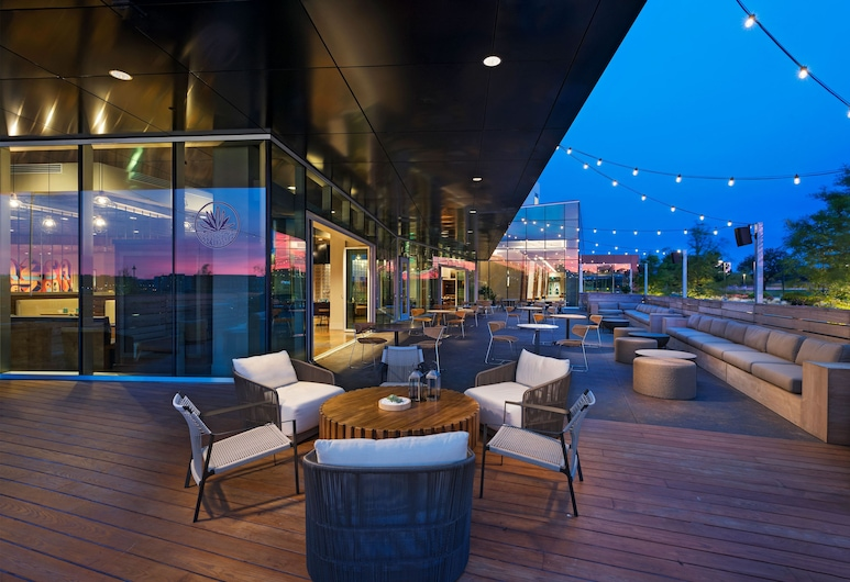 The Westin Irving Convention Center at Las Colinas, Irving, Restaurant