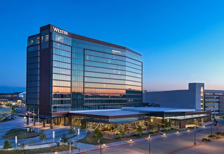 The Westin Irving Convention Center at Las Colinas, Irving, Exterior