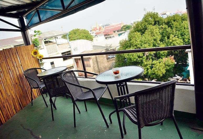 Baan Bangkok Home, Bangkok, Terrasse/veranda
