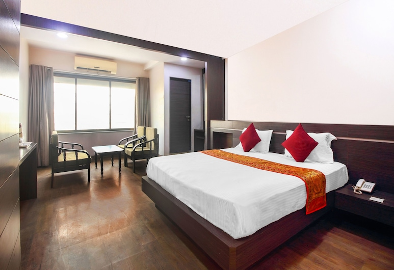 OYO 13647 Hotel Kohinoor Plaza, Aurangabad, Quarto Duplo ou Twin, Quarto