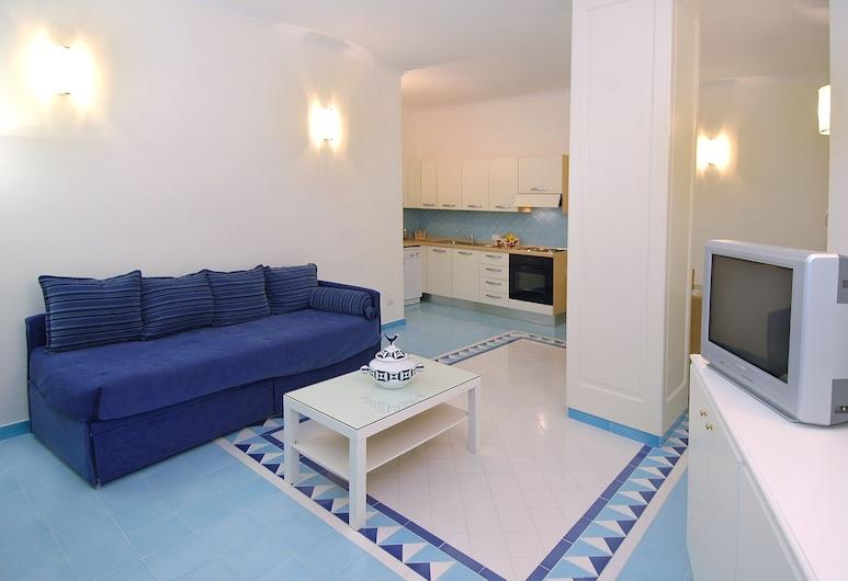 Aurora Residence, Amalfi, Klassiek appartement, terras, Woonruimte