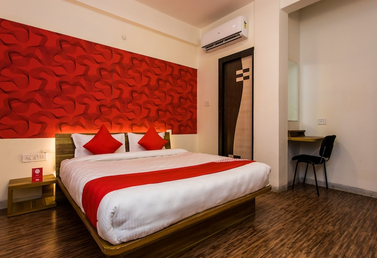 OYO 12362 Hotel Emerald Park, Indore, Double or Twin Room, Guest Room