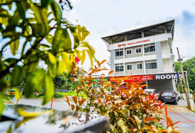 OYO 14866 Home Elegant Stay Kochi Airport, Alwaye, Exterior