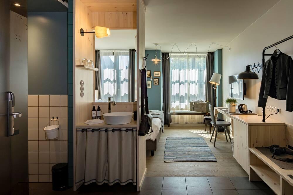 Classic Δίκλινο Δωμάτιο (Double) - Δωμάτιο επισκεπτών