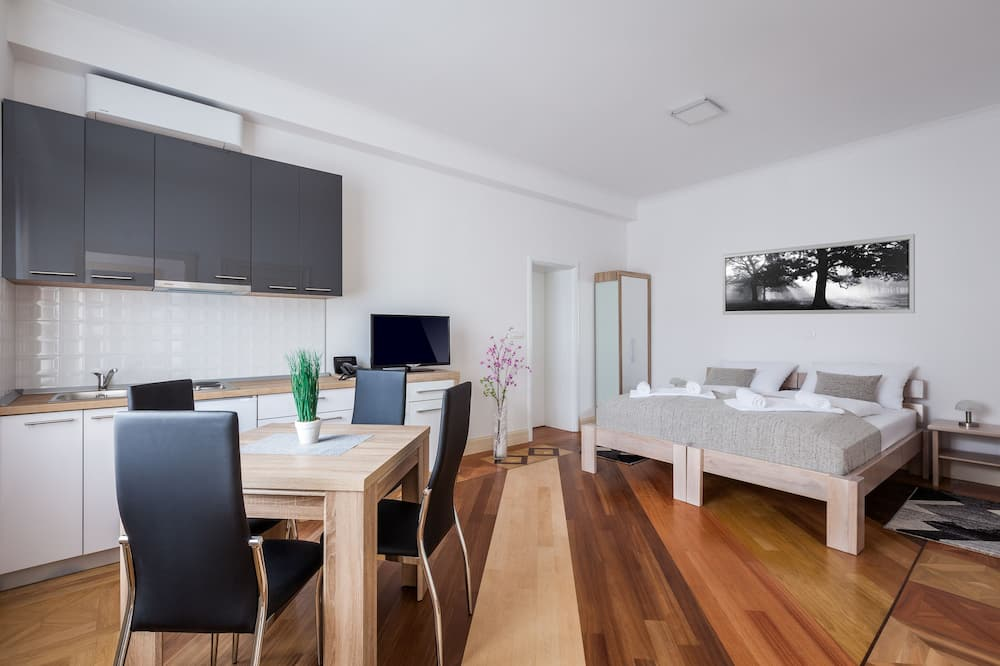 Apartment (2) - Living Area