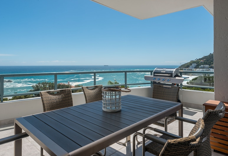 9 on Nautica Camps Bay, Cape Town, Apartment, Balcony View
