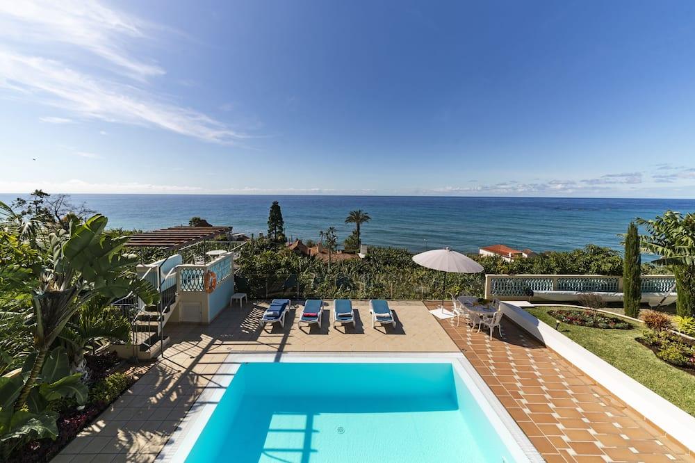 Villa - 3 soveværelser - privat pool - havudsigt - Udvalgt billede