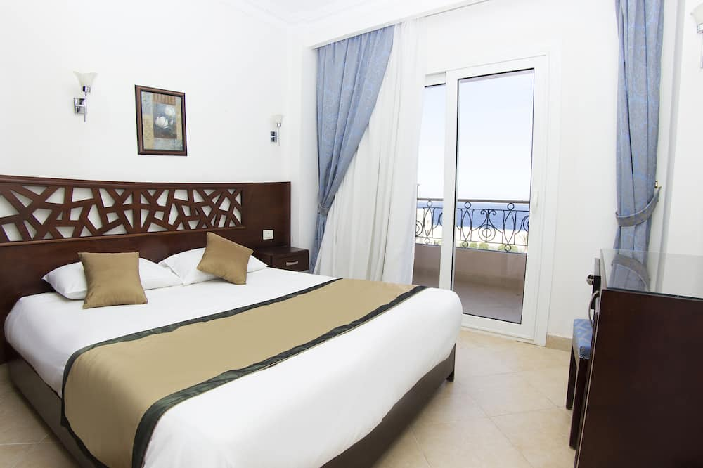 Chambre Standard Double ou avec lits jumeaux, 1 très grand lit - Chambre