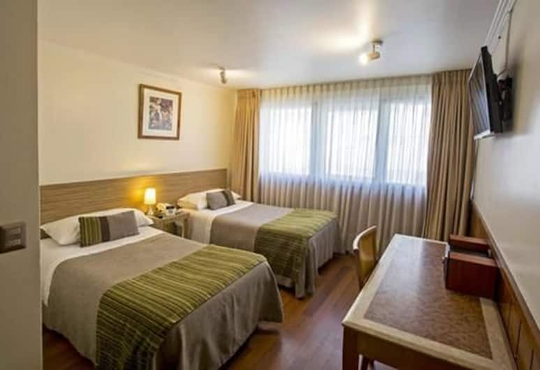 Piso 3, Santiago, Četverokrevetna soba, 2 spavaće sobe, Soba