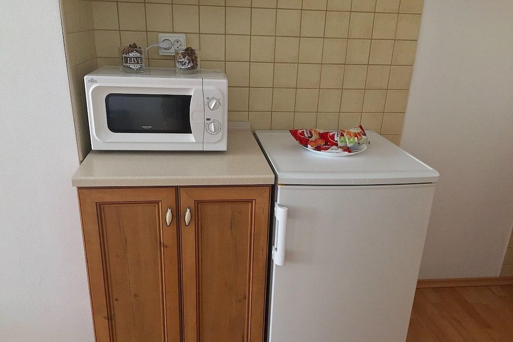 デラックス アパートメント ベッド (複数台) バリアフリー - 小型冷蔵庫