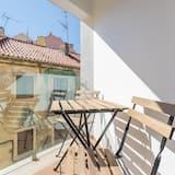 Apartament typu Panoramic, 3 sypialnie, widok na rzekę - Balkon