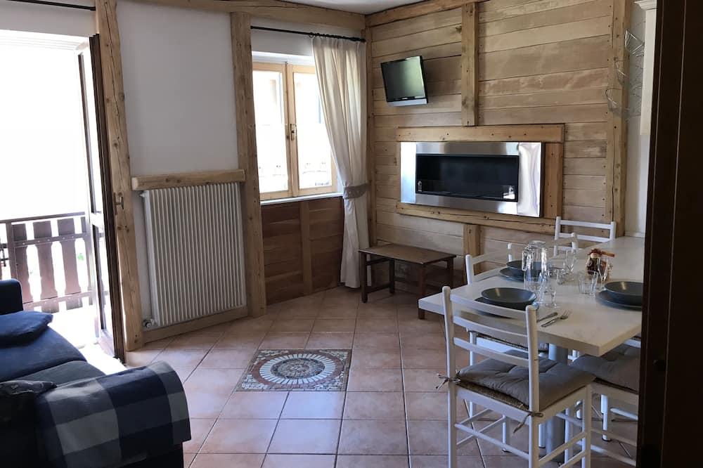 شقة - غرفتا نوم (Natalie) - منطقة المعيشة