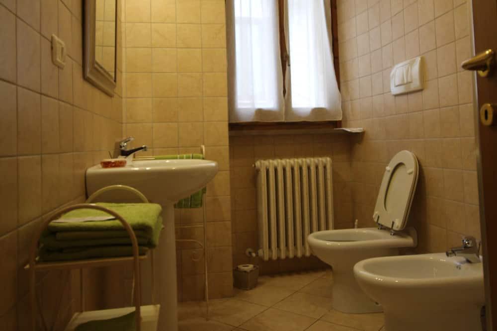 Двухместный номер «Классик», с 1 или 2 кроватями - Ванная комната