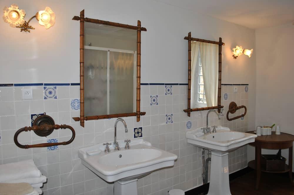 Apartmán (La Suite Des Précieuses) - Kúpeľňa