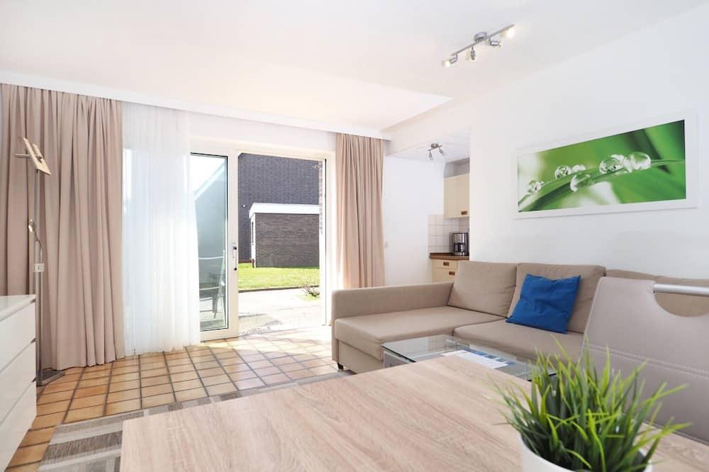 Appartement, 1 slaapkamer (2) - Woonruimte