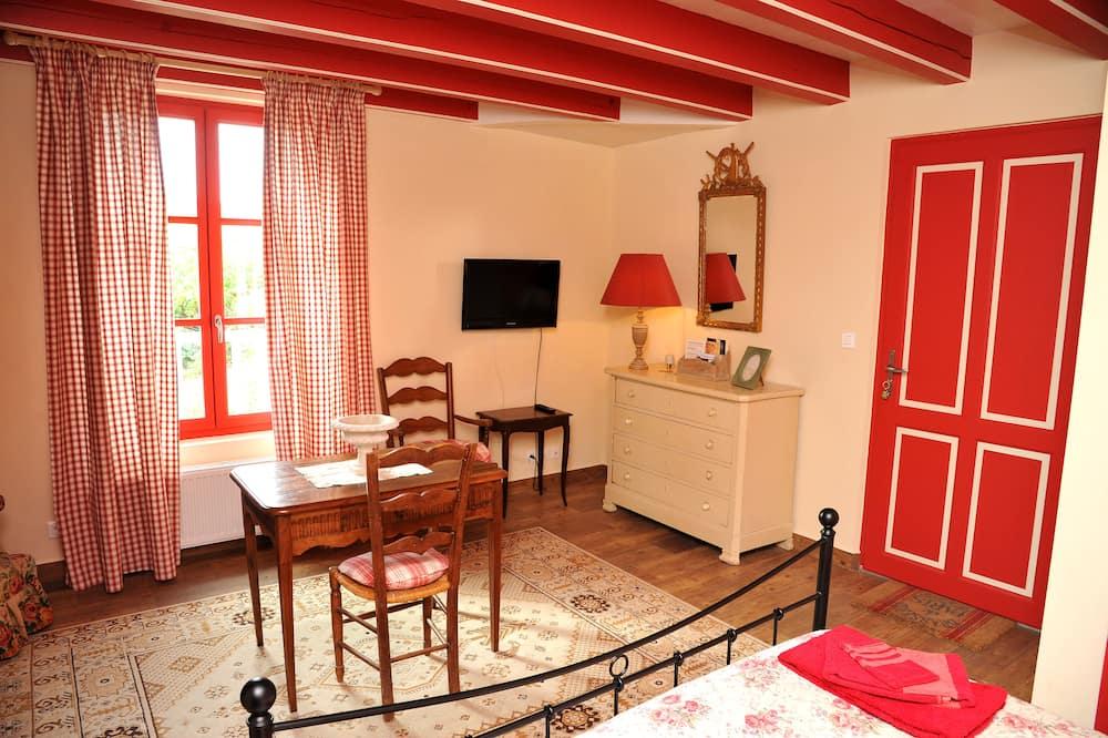 חדר זוגי - אזור מגורים