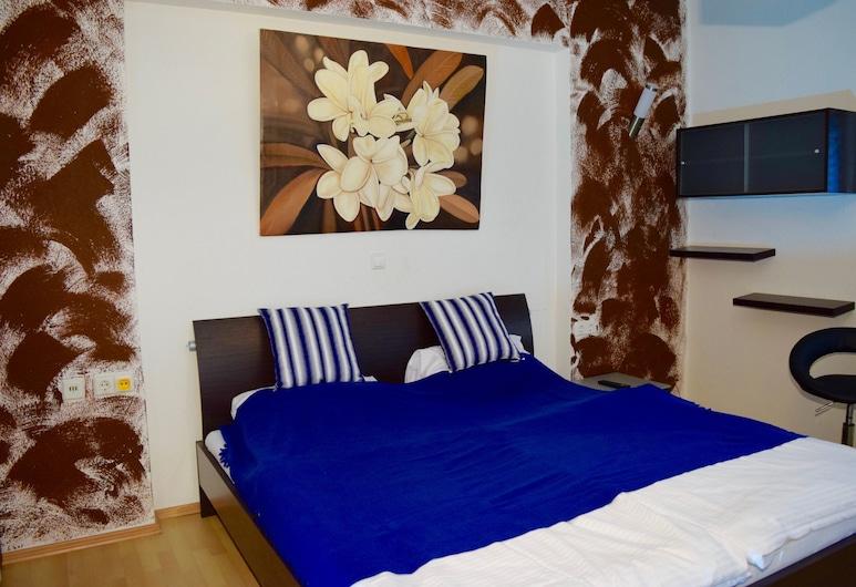 AB Apartments - Apartments Klingenstrasse, Stuttgart, Appartement, 2 chambres (37-00), Chambre