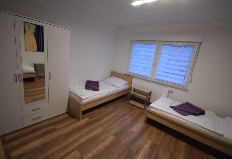AB Apartments - Apartments Burckhardstrasse, Stuttgart, Apartment, 3Schlafzimmer (69-00), Zimmer