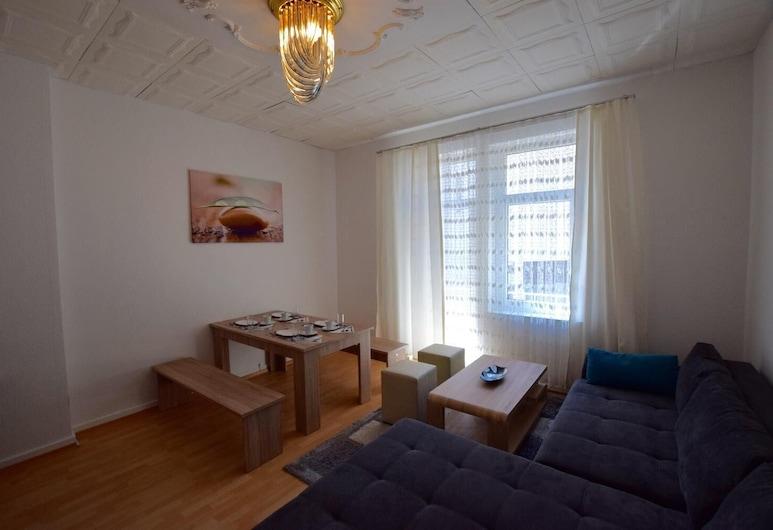 AB Apartment 36 - In Stuttgart (Ostheim), Stuttgart, Obývačka