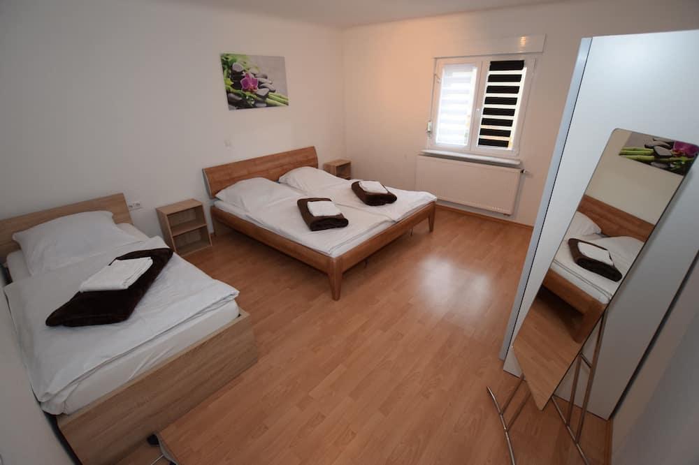 Apartemen, 3 kamar tidur (25-00) - Kamar